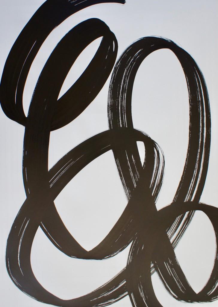 Essence, Tusche Auf Papier, 50 X70
